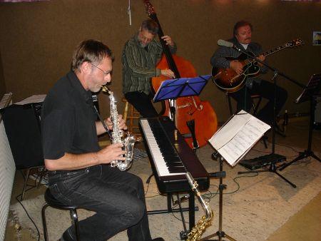 Jazz im Pfarrheim
