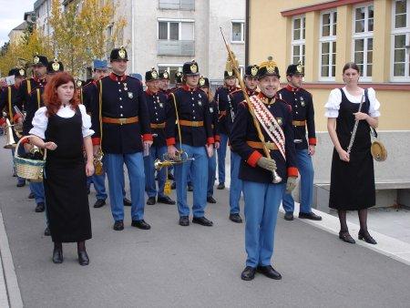 Blasorchester der Musikschule