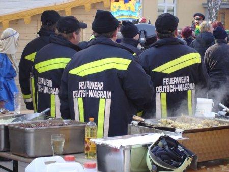 Feuerwehr - Sch(l)eich daher...