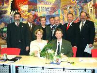 Konstituierende Gemeinderatssitzung